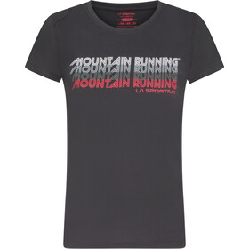 La Sportiva Mountain Running T-Shirt Women, grijs